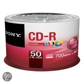 CD-R 48x 700MB INKJET Printable Spi