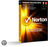 Symantec Norton Internet Security 2012 - 1 gebruiker 3 PC's / 1 jaar /  Benelux / WIN