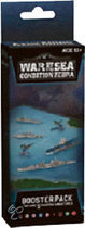 Axis & Allies Miniatures War At Sea Condition Zebra Booster