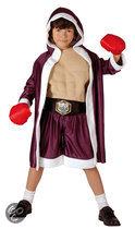 Superluxe Boxer Ricky - Kostuum - 7-9 jaar