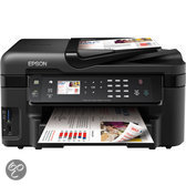 Epson WorkForce WF-3520DWF - Multifunctional Printer - Zwart