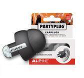 Alpine PartyPlug - zwart - Oordopjes