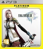 Final Fantasy 13 (XIII) - Platinum