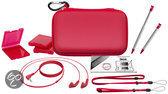Bigben Essential Accessoirepakket 3DS - Rood