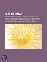 2009 in Israel