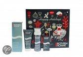 Biotherm Homme Age Fitness Geschenkset 50ml + Cleansing Gel 40ml + Scheerschuim 50 Ml + Oogcreme 2ml