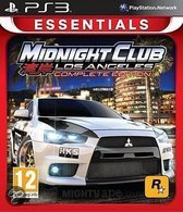 Midnight Club Los Angeles - Essentials Edition