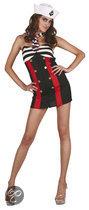 Superluxe Sweet sailor - Kostuum - Maat M - Blauw