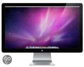 Apple 27 inch LED Cinema Display.