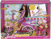 Barbie Zusjes Fiets