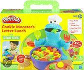 Play-Doh Koekiemonster's Letter Lunch