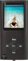 Difrnce MP1850 - MP3 speler 4 GB - Zwart