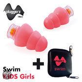Pluggerz Swim Girls - 1 paar - Oordoppen