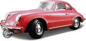 Bburago Porsche 356b coupe 1961