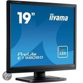 Iiyama ProLite E1980SD-B1 - Monitor