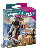 Playmobil Piraat met Schatkist - 4767
