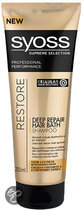 Syoss Supreme Selection Restore - 250 ml - Shampoo