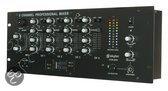 Skytec Stm-3004 - 4-kanaals - DJ Mixer - Zwart