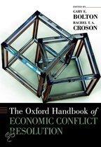 The Oxford Handbook of Economic Conflict Resolution
