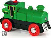 Brio Speedy Locomotief - Groen