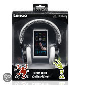 Lenco KH-965 People White - Mp3 / Mp4-speler met 8 GB - Wit
