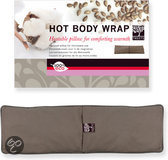 Treets - Hot Body Wrap Met Verwarmbare Vulling - Massagekussen