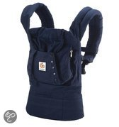 Ergobaby Organic Carrier - Draagzak - Navy Midnight