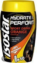 Isostar Poeder Orange - 400 gram - Drinkmaaltijd