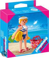 Playmobil Toeriste Op Het Strand - 4695