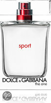Dolce & Gabbana The One Sport For Men - 100 ml - Eau de toilette