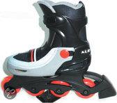 Zwarte Inline Skates Maat 29-32