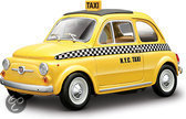 Fiat 500 Taxi scale 1:24 (yellow)