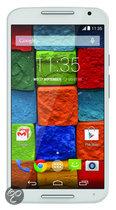 Motorola Moto X - 2de generatie - Wit/Bamboo