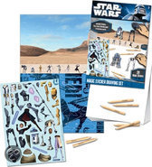 Sw Magic Sticker Drawing Set