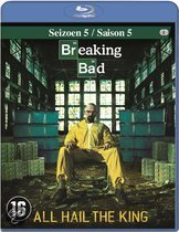 Breaking Bad - Seizoen 5 (Deel 1) (Blu-ray)