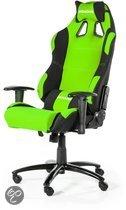 AKRACING Prime Racestoel - Groen (PS3 + PS4 + Xbox360 + XboxOne + PC + Wii U)