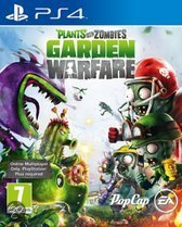 Plants vs Zombies, Garden Warfare  PS4