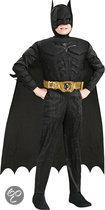 Batman Deluxe - Kostuum - Maat S