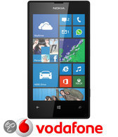 Nokia Lumia 520 - Zwart - Vodafone prepaid telefoon