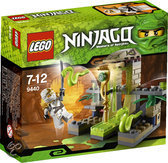 LEGO Ninjago Venomari Altaar - 9440