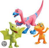 Dinosaurus Trein  Verzamel pakket - Velma, Annie, Don
