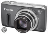 Canon PowerShot SX260 HS - Grijs