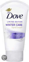 Dove Limited Edition Wintercare - 75 ml - Handcrème