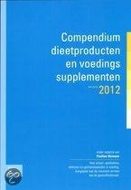 Compendium dieetproducten en voedingssupplementen  / 2012 / druk 1 -