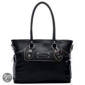 Little Company - Black Label Diva Bag Luiertas - Zwart