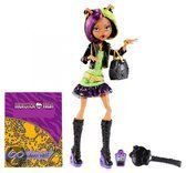 Monster High Clawdeen Wolf Scaremester