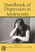 Handbook of Depression in Adolescents