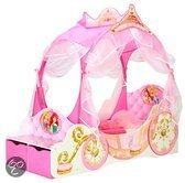Worldsapart koetsbed Disney Princess - Kinderbed - 85x171cm