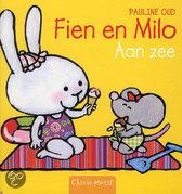 Fien en Milo kartonboekje - aan zee