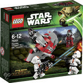LEGO Star Wars Republic Troopers vs Sith Troopers - 75001